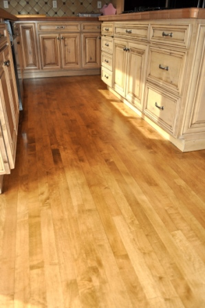 maple hardwood floor in bothell posted
