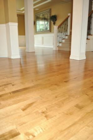 Genial Stained Maple Hardwood Floors   Bothell, WA