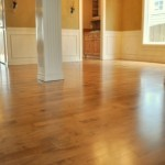 Stained Maple Hardwood Floors - Bothell, WA