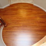 Refinished Brazilian Cherry Hardwood Floor - Medina, WA
