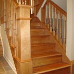 American Cherry Treads and Risers - Bellevue, WA