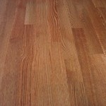 Rift & Quartered White Oak Hardwood Floor, Custom Stain - Lynnwood, WA