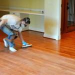 Refinish Hardwood Floors Without Sanding?