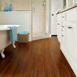Hardwoods in Bathrooms