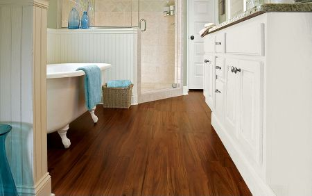 Hardwoods In Bathrooms Classic Hardwood Floors